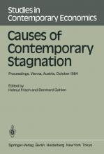 Causes of Contemporary Stagnation