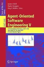 Agent-Oriented Software Engineering V