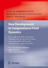 New Developments in Computational Fluid Dynamics