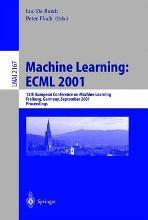 Machine Learning: ECML 2001
