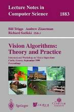 Vision Algorithms Theory and Practice