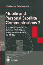 Mobile and Personal Satellite Communications 2