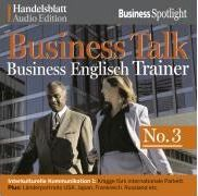 Business Talk Englisch Trainer No.3. CD