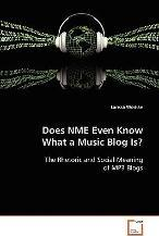 Does Nme Even Know What a Music Blog Is?