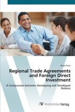 Regional Trade Agreements and Foreign Direct Investment