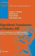 Algorithmic Foundations of Robotics: VIII