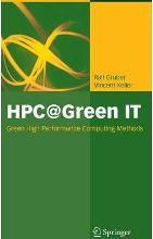 Green High Performance Computing Methods