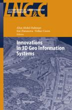 advancing geoinformation science for a changing world geertman stan reinhardt wolfgang toppen fred