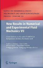 New Results in Numerical and Experimental Fluid Mechanics: Bk. 7