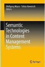 Semantic Technologies in Content Management Systems