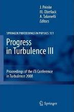 Progress in Turbulence III