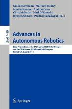 Advances in Autonomous Robotics