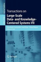 Transactions on Large-Scale Data- and Knowledge-Centered Systems: No. 7