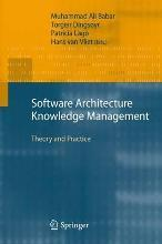 Software Architecture Knowledge Management