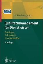 Qualitatsmanagement Fur Dienstleister