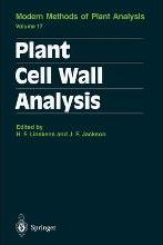 Plant Cell Wall Analysis