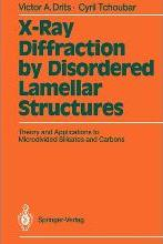 X-Ray Diffraction by Disordered Lamellar Structures