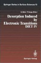 Desorption Induced by Electronic Transitions DIET: IV