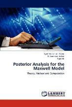 Posterior Analysis for the Maxwell Model
