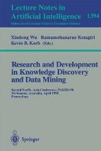 Research and Development in Knowledge Discovery and Data Mining