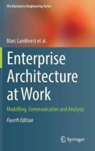 Enterprise Architecture at Work 2017
