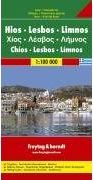 Hios - Lesbos - Limnog Plus Guide
