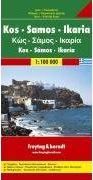 Kos, Samos, Ikaria Plus Guide