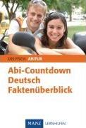 Abi-Countdown. Deutsch