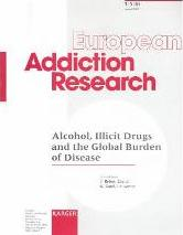 Alcohol, Illicit Drugs and the Global Burden of Disease