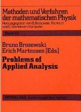 Problems of Applied Analysis