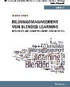 Bildungsmanagement von Blended Learning