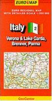 Italy: Verona and Lake Garda, Brenner, Parma No. 2