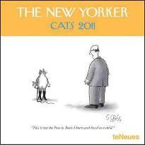 2011 New Yorker Cats Grid Calendar