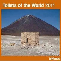 2011 Toilets of the World Grid Calendar