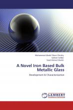 A Novel Iron Based Bulk Metallic Glass