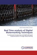 Real Time Analysis of Digital Watermarking Techniques