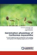 Germination Physiology of Carthamus Oxyacantha