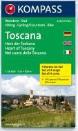 TOSCANE 2440 GPS 4SET KOMPASS