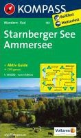 Starnberger See, Ammersee 1 : 50 000