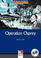 Operation Osprey (Level 4) with Audio CD