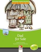 Dad for Sale - Young Reader Level B with Audio CD
