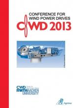 Conference for Wind Power Drives CWD 2013