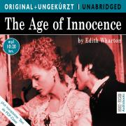 The Age of Innocence. MP3 Hörbuch