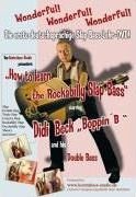 How to Learn the Rockabilly Slap Bass Starring Didi Beck