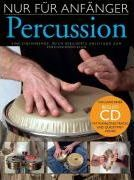 Nur Fur Anfanger - Percussion (Book And CD)