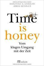Time is honey