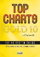 Top Charts Gold 10 mit 2 Playback CDs