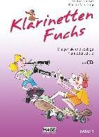 Klarinetten Fuchs Band 1 mit CD