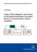 Pattern effect mitigation techniques for all-optical wavelength converters based on semiconductor optical amplifiers