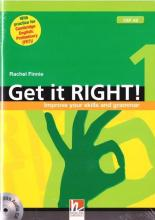 Get it Right! 1 Student's Book with Audio CD